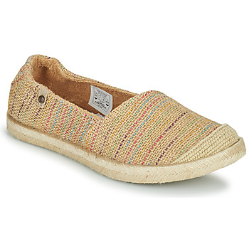 Shoes Women Espadrilles Roxy CORDOBA Beige