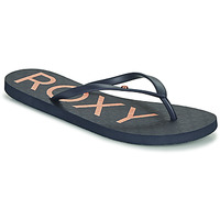 Shoes Women Flip flops Roxy SANDY III Blue