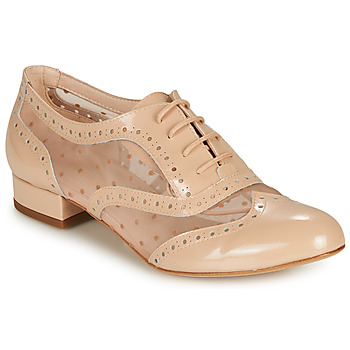 Shoes Women Derby Shoes Fericelli ABIAJE Nude