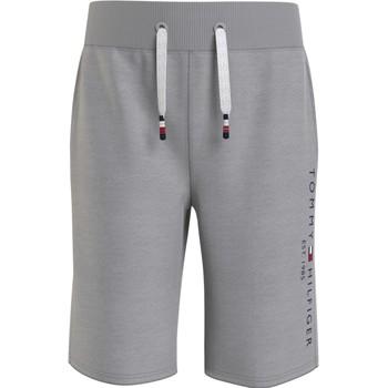 Clothing Boy Shorts / Bermudas Tommy Hilfiger BAHAMA Grey