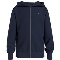 Clothing Boy Sweaters Tommy Hilfiger DOUAT Marine