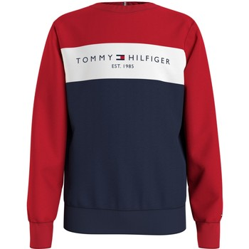 Clothing Boy Sweaters Tommy Hilfiger KB0KB06596-0SM Multicolour