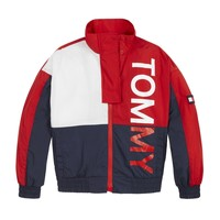 Clothing Children Jackets Tommy Hilfiger KS0KS00186-XNL Multicolour