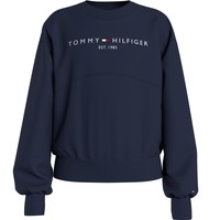 Clothing Girl Sweaters Tommy Hilfiger KG0KG05764-C87 Marine