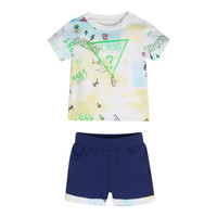 Clothing Boy Sets & Outfits Guess I1GG18-K8HM0-PHT2 Multicolour