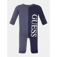 Clothing Boy Sleepsuits Guess H1RW00-KA6W0-DEKB Marine