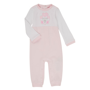 Clothing Girl Sleepsuits Guess H1RW02-KA6W0-FTP4 Pink