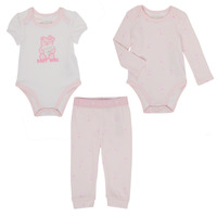 Clothing Girl Sets & Outfits Guess H1RW04-KA6W0-SA40 Pink