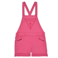 Clothing Girl Jumpsuits / Dungarees Guess K1GK10-WB5Z0-JLPK Pink