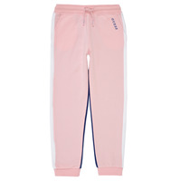 Clothing Girl Tracksuit bottoms Guess K1RQ01-KA6R0-TWHT White / Pink
