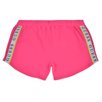 Clothing Girl Shorts / Bermudas Guess J1GD12-KAE20-JLPK Pink