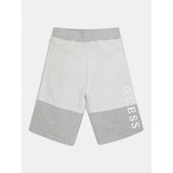 Clothing Boy Shorts / Bermudas Guess L1RQ11-KA6R0-LHY Grey