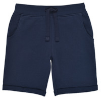 Clothing Boy Shorts / Bermudas Guess N93Q18-K5WK0-C765 Marine