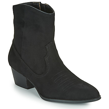 Shoes Women Ankle boots Vanessa Wu  Black