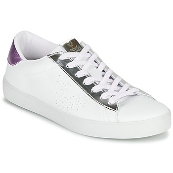 Shoes Women Low top trainers Victoria Tribu White
