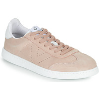 Shoes Children Low top trainers Victoria Tribu Pink