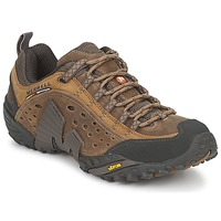 Shoes Men Low top trainers Merrell INTERCEPT Brown