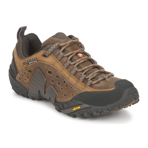 Shoes Men Walking shoes Merrell INTERCEPT Brown