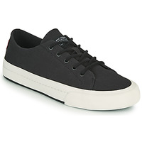 Shoes Men Low top trainers Levi's SUMMIT LOW Black