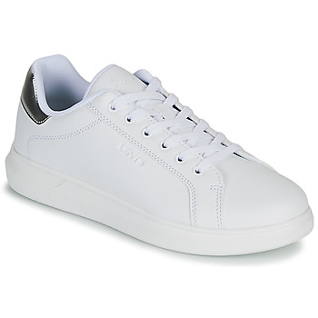 Shoes Women Low top trainers Levi's ELLIS White
