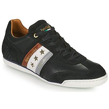 Shoes Men Low top trainers Pantofola d'Oro IMOLA UOMO LOW Black