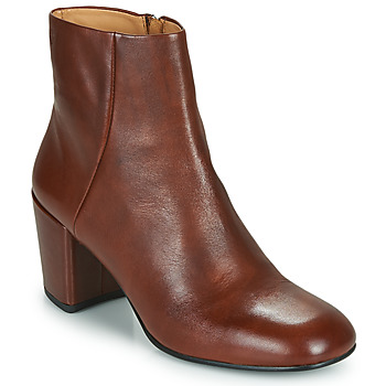 Shoes Women Ankle boots Vagabond Shoemakers MELINA Cognac