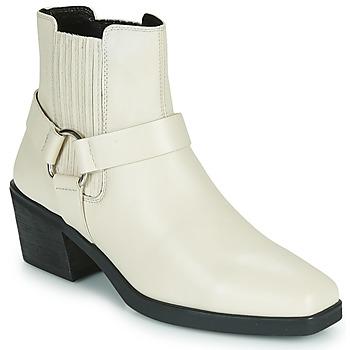 Shoes Women Ankle boots Vagabond Shoemakers SIMONE White