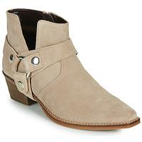 Shoes Women High boots Steve Madden GOLDA Beige
