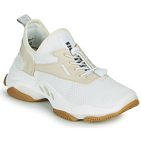 Shoes Women Low top trainers Steve Madden MATCH White / Beige