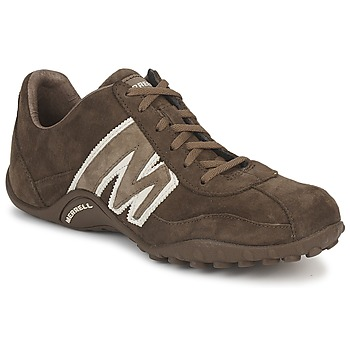 Shoes Men Low top trainers Merrell SPRINT BLAST Brown