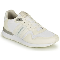 Shoes Men Low top trainers Jack & Jones JFW STELLAR PU MESH White