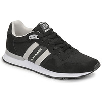 Shoes Men Low top trainers Jack & Jones JFW STELLAR MESH 2.0 Black / White