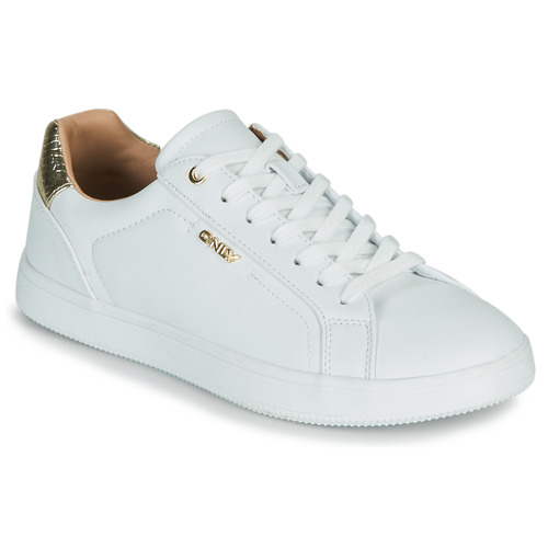 Shoes Women Low top trainers Only SHILO 31 White