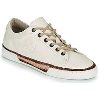 Shoes Women Low top trainers Pataugas LUCIA/N F2G Ecru