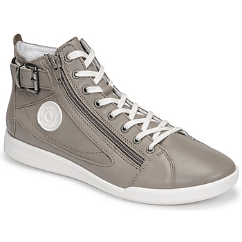 Shoes Women Hi top trainers Pataugas PALME/N F2E Taupe