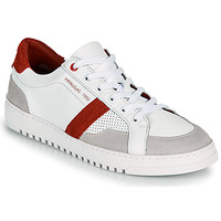 Shoes Men Low top trainers Pataugas MARCEL H2G White / Red