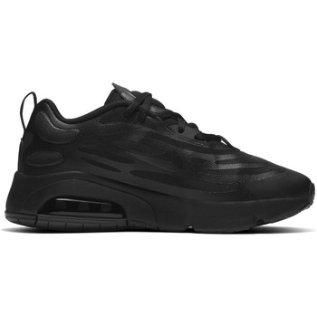 Shoes Children Low top trainers Nike Air Max Exosense GS Black