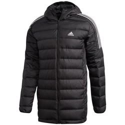 Clothing Men Duffel coats adidas Originals Essentials Down Parka Black