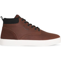 Shoes Men Hi top trainers Pme Legend Strike Cognac Brown