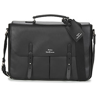 Bags Men Messenger bags Polo Ralph Lauren MESSENGER-MESSENGER-CANVAS Black