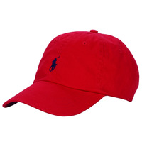 Clothes accessories Men Caps Polo Ralph Lauren HSC01A CHINO TWILL Red