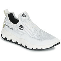 Shoes Women Low top trainers Timberland URBAN EXIT STOHL BOAT OX SNOW WHITE White