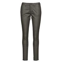 Clothing Women 5-pocket trousers Le Temps des Cerises ANDREA Black