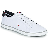Shoes Men Low top trainers Tommy Hilfiger H2285ARLOW 1D White