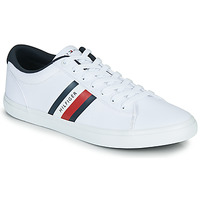 Shoes Men Low top trainers Tommy Hilfiger ESSENTIAL STRIPES DETAIL SNEAKER White