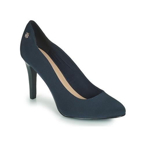 Shoes Women Heels Tommy Hilfiger TOMMY ESSENTIAL HIGH HEEL PUMP Marine