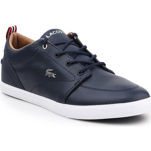 Shoes Men Low top trainers Lacoste Bayliss 119 1 U CMA 7-37CMA0073092 navy