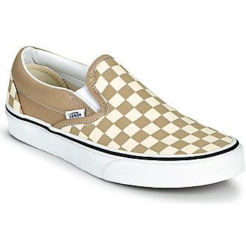 Shoes Slip-ons Vans CLASSIC SLIP ON Beige