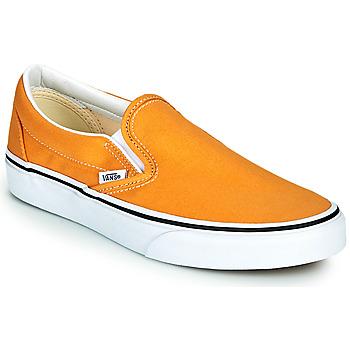 Shoes Women Slip-ons Vans CLASSIC SLIP ON Yellow