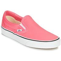 Shoes Women Slip-ons Vans CLASSIC SLIP ON Pink